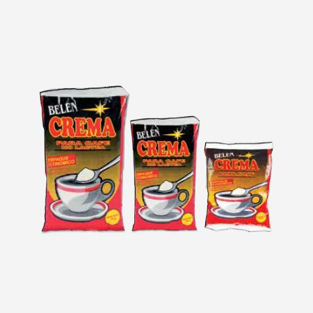 Crema Para Café Y En Empaque Económico