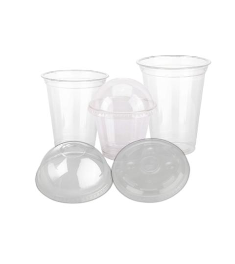 Vasos PET Transparentes