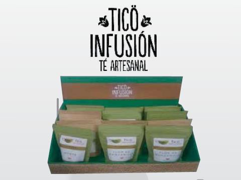 Té Tico INFUSIÓN