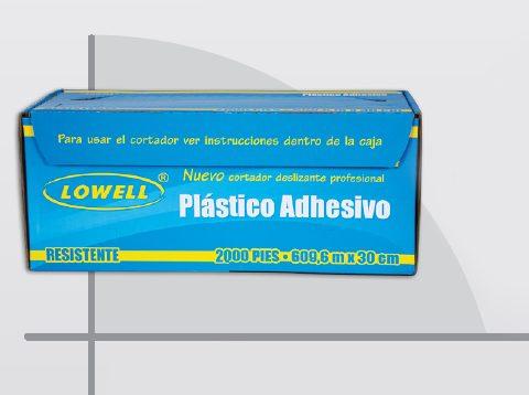 Plástico Adhesivo