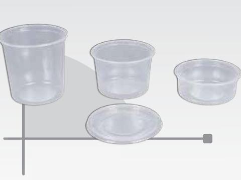 Envases PP Transparentes