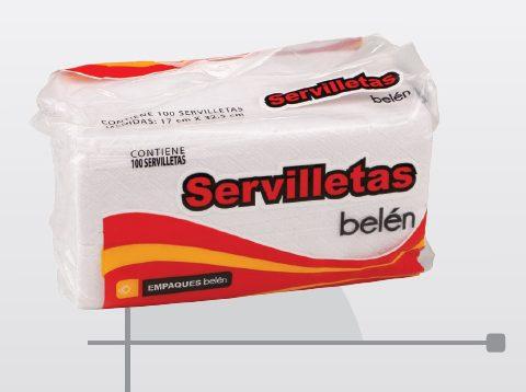 Servilletas Belén