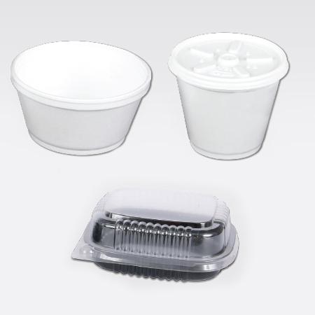 Estereofon, Plástico Y Cartón